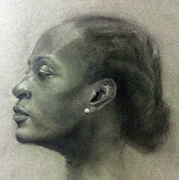 Drawing - © 2011. Lesa Cook